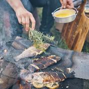Les secrets pour (enfin) bien manger en camping