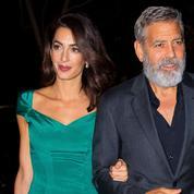 La photo qui officialise l'installation de George et Amal Clooney à Brignoles, dans le sud de la France