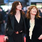 Charlotte Gainsboug et Jane Birkin,
