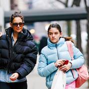 Suri Cruise, 15 ans, plus que jamais la fille de sa mère