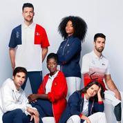 Cette collection Lacoste habille l'équipe française des JO de Tokyo