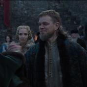 Matt Damon et Adam Driver, le chevalier contre l'écuyer dans