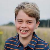 De ses 2 ans à ses 8 ans, les portraits officiels du prince George pour son anniversaire
