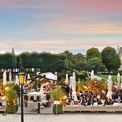 Vue sur la pyramide du Louvre ou la Tour Eiffel : les 4 terrasses parisiennes de l'été