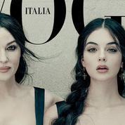 Monica Bellucci et sa fille Deva Cassel incarnent une Italie sensuelle et vénéneuse en couverture de