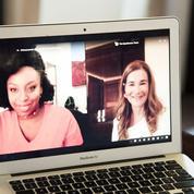 Melinda French Gates et Chimamanda Ngozi Adichie :