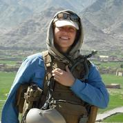 Claire Russo, ex-Marine en Afghanistan :