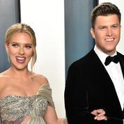 Scarlett Johansson est maman d'un petit garçon