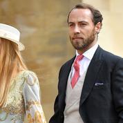 Une nouvelle photo du mariage de James Middleton et Alizée Thévenet a été dévoilée