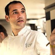 François Perret, chef pâtissier du Ritz :