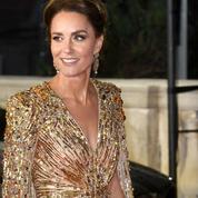 L'apparition éblouissante de Kate Middleton dans une robe soleil à l'avant-première de James Bond
