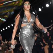 En images, Lourdes Leon, Gigi Hadid, Naomi Campbell... le casting cinq étoiles du défilé Versace à la Fashion Week de Milan