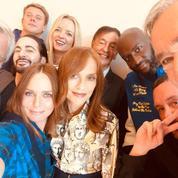 Stella McCartney refait le selfie des Oscars après le prix LVMH