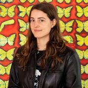 La peintre Cecilia Granara :
