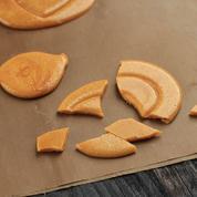 Réussir le biscuit dalgona de la série