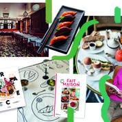 La reprise du Café de Luce, les sushis de Paul Pairet, les nappes de Sarah Espeute... Quoi de neuf en cuisine ?