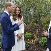 Au G7, Kate Middleton portait ce délicat bracelet qui appartenait à Lady Di