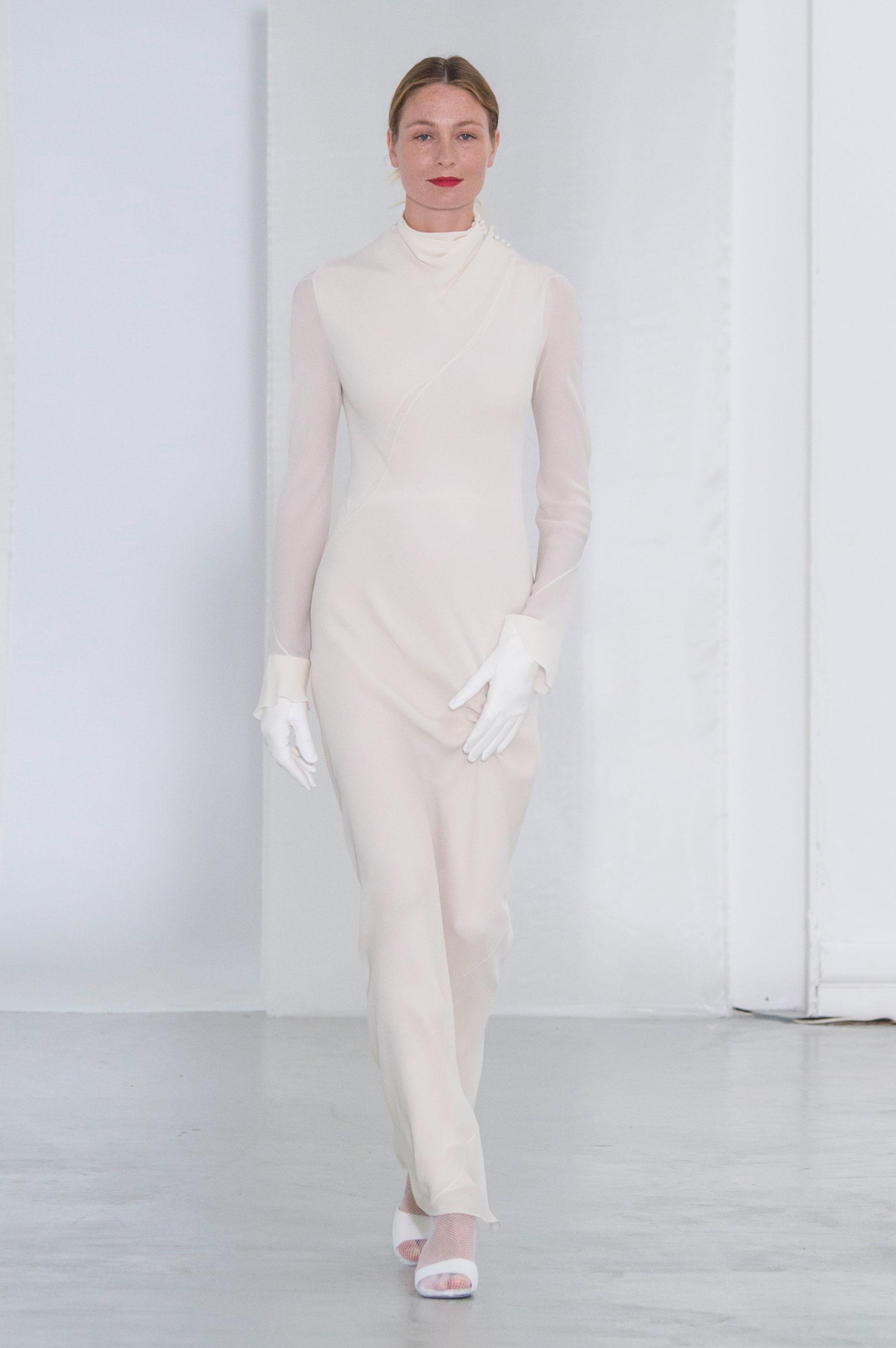 53e3cdd88a79ef Défilé Adeline André Automne-hiver 2015-2016 Couture - Madame Figaro
