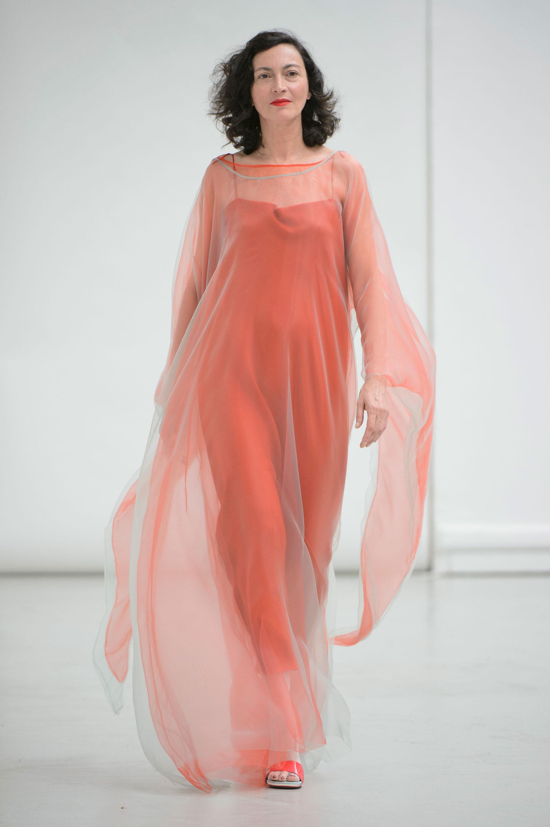 bbb7eda44569d1 Défilé Adeline André Automne-hiver 2016-2017 Couture - Madame Figaro