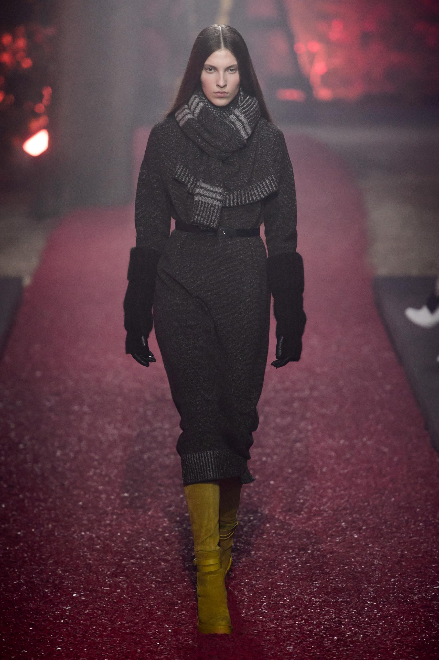 9cfd2f1c01d Défilé Hermès automne-hiver 2018-2019 Prêt-à-porter - Madame Figaro