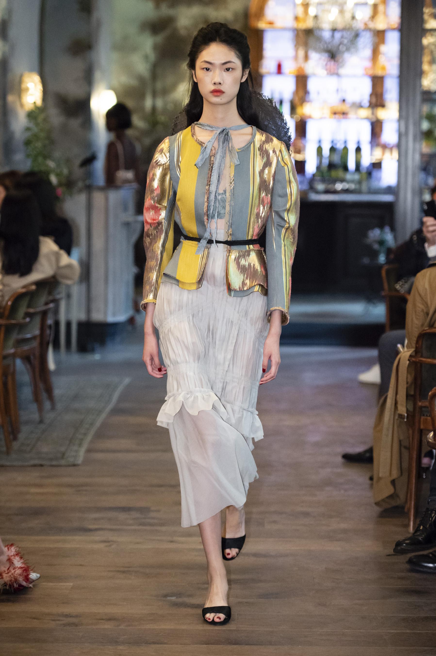 5d8d2e432aa182 Défilé Brock Collection printemps-été 2019 Prêt-à-porter - Madame Figaro
