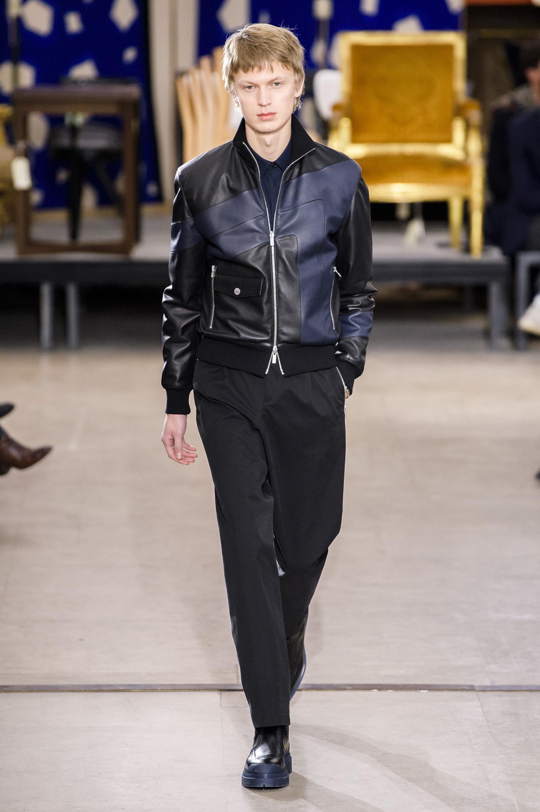 10c936f0999 Défilé Hermès automne-hiver 2019-2020 Homme - Madame Figaro