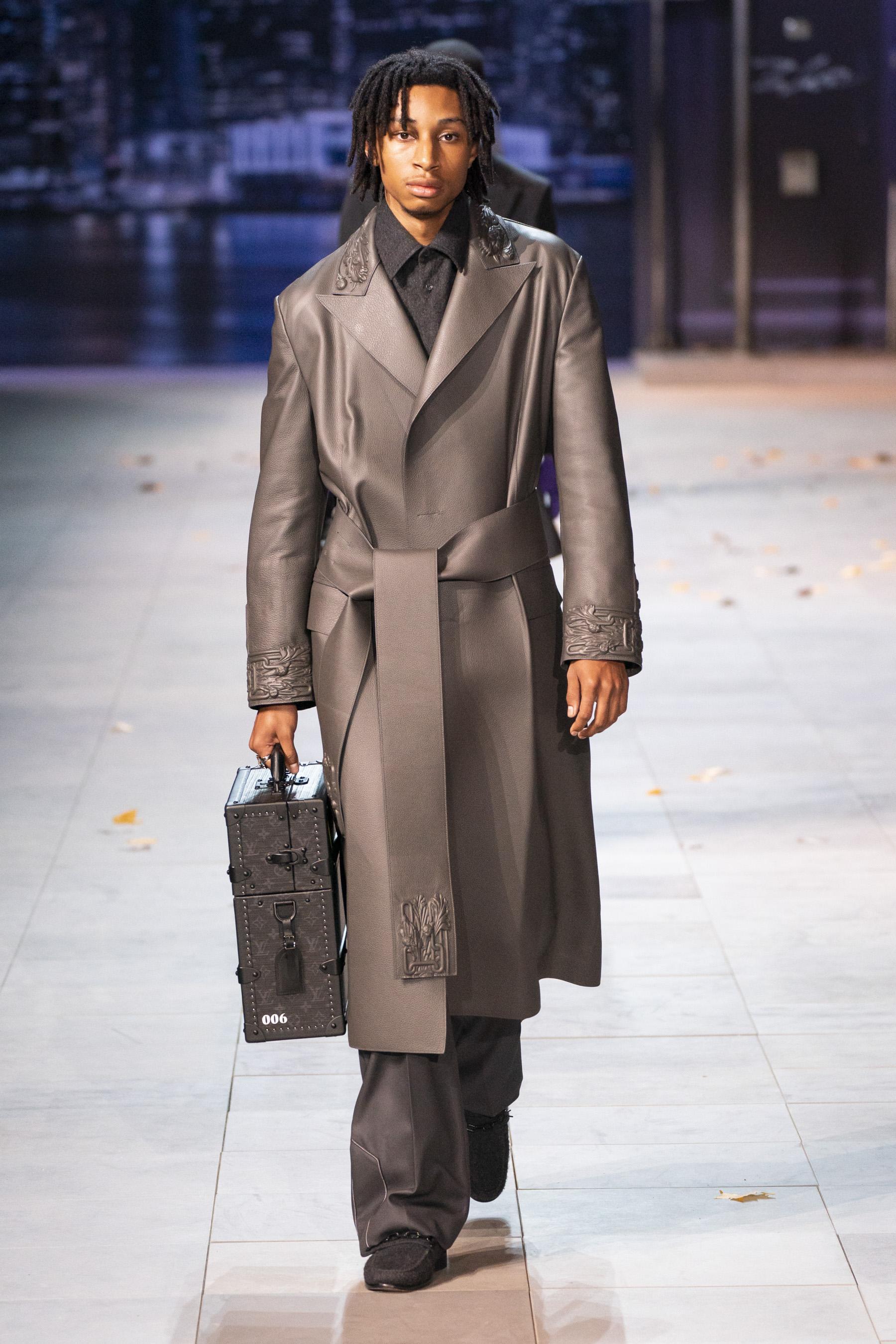 3ceab0e9722 Défilé Louis Vuitton automne-hiver 2019-2020 Homme - Madame Figaro