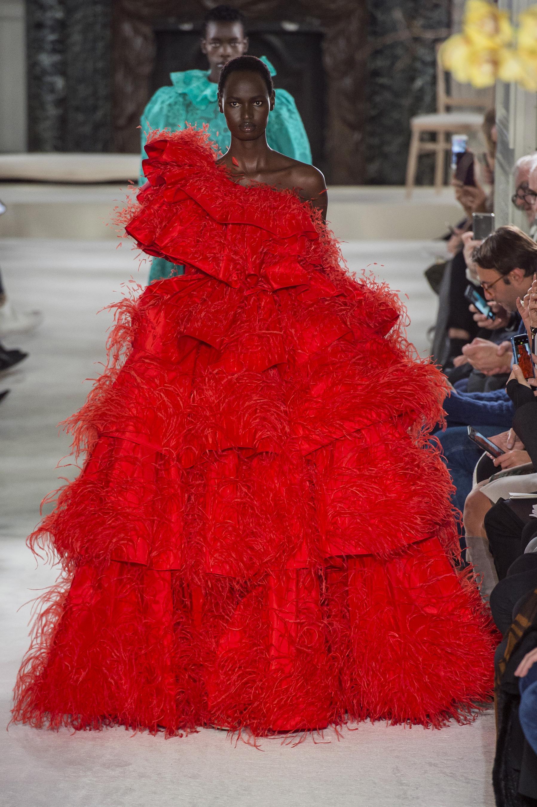 Figaro Printemps Défilé Valentino Été Couture Madame 2019 XTlOiPkwuZ