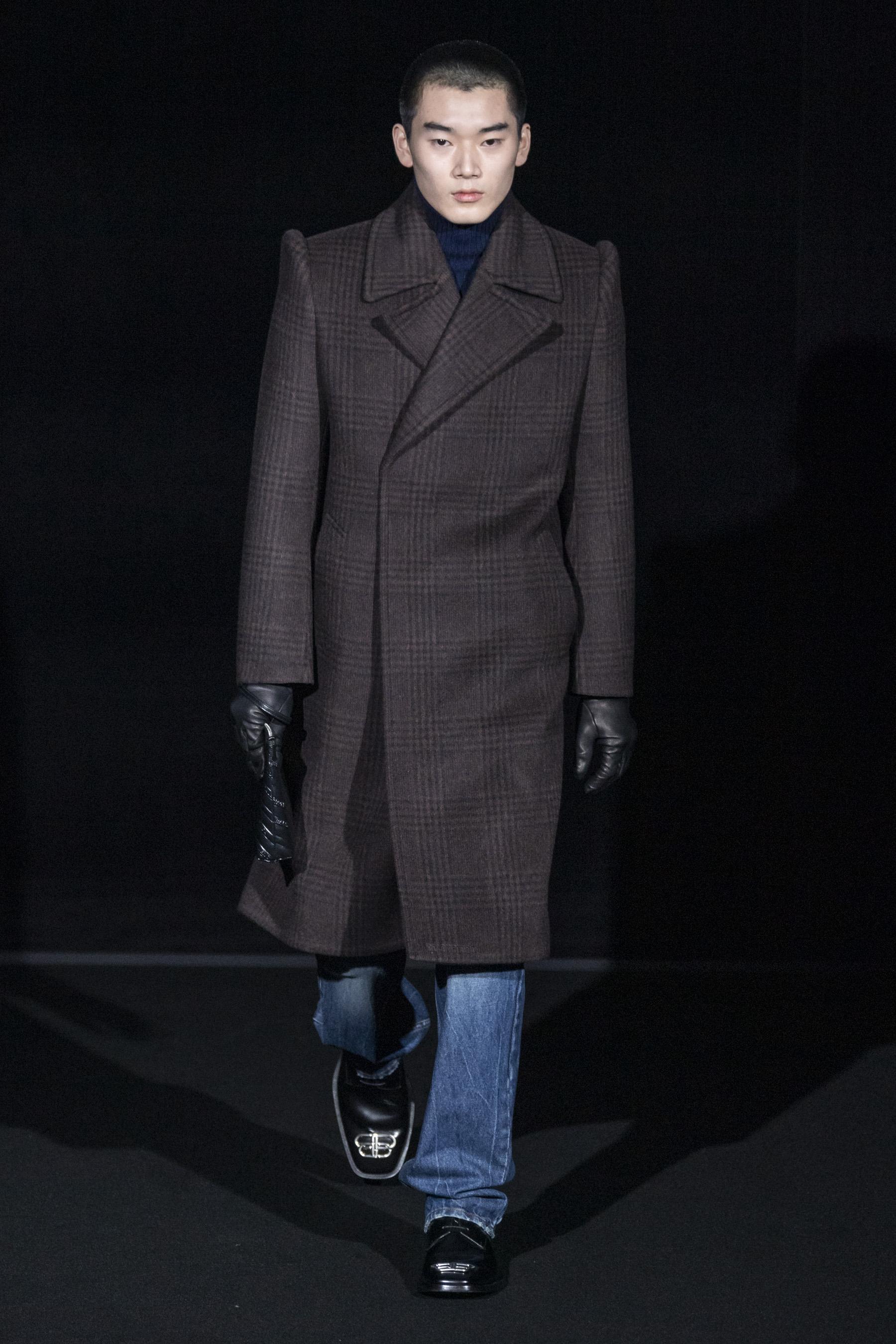 20cea60094e Défilé Balenciaga automne-hiver 2019-2020 Prêt-à-porter - Madame Figaro