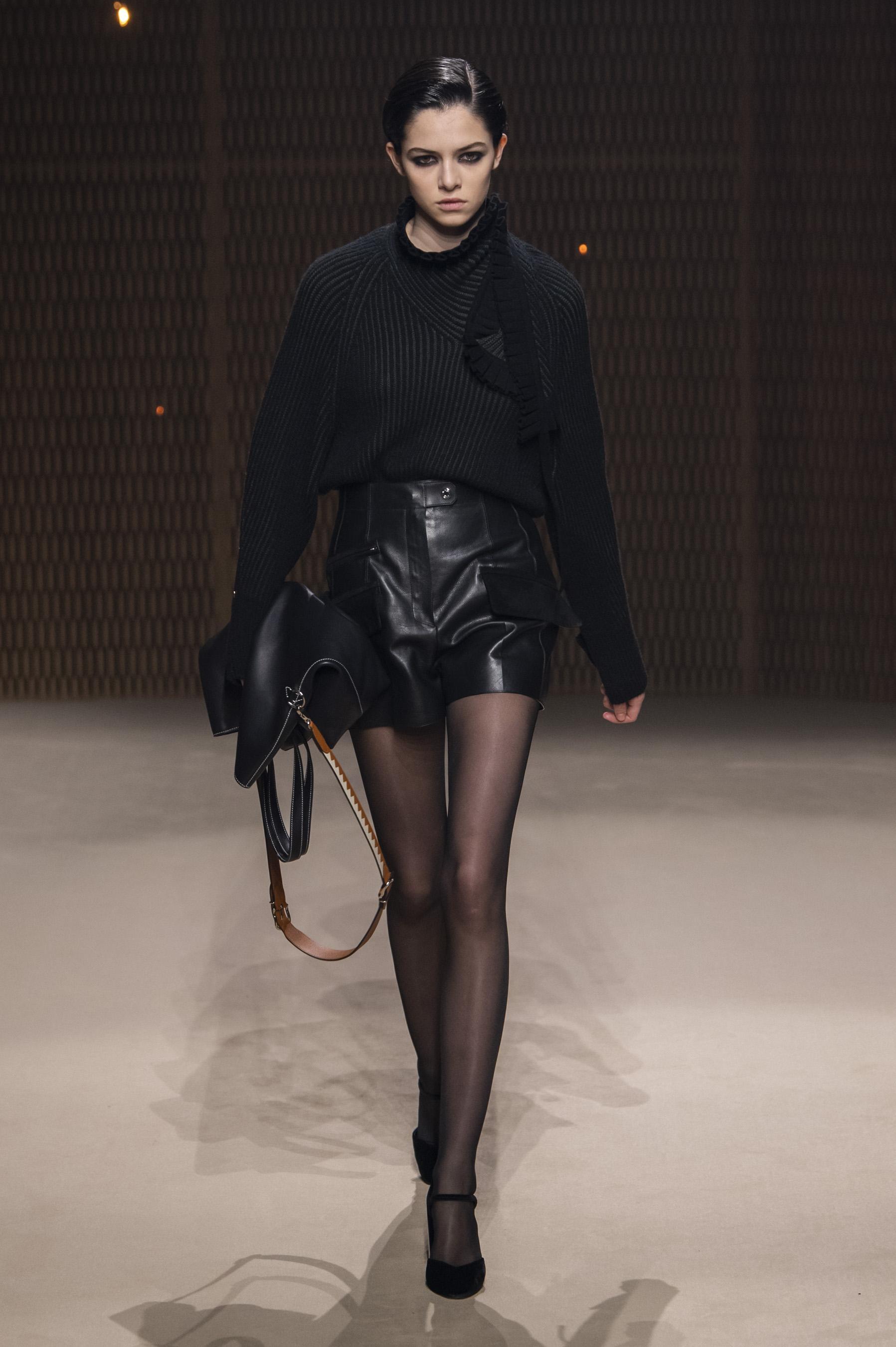 e16a84c408d Défilé Hermès automne-hiver 2019-2020 Prêt-à-porter - Madame Figaro