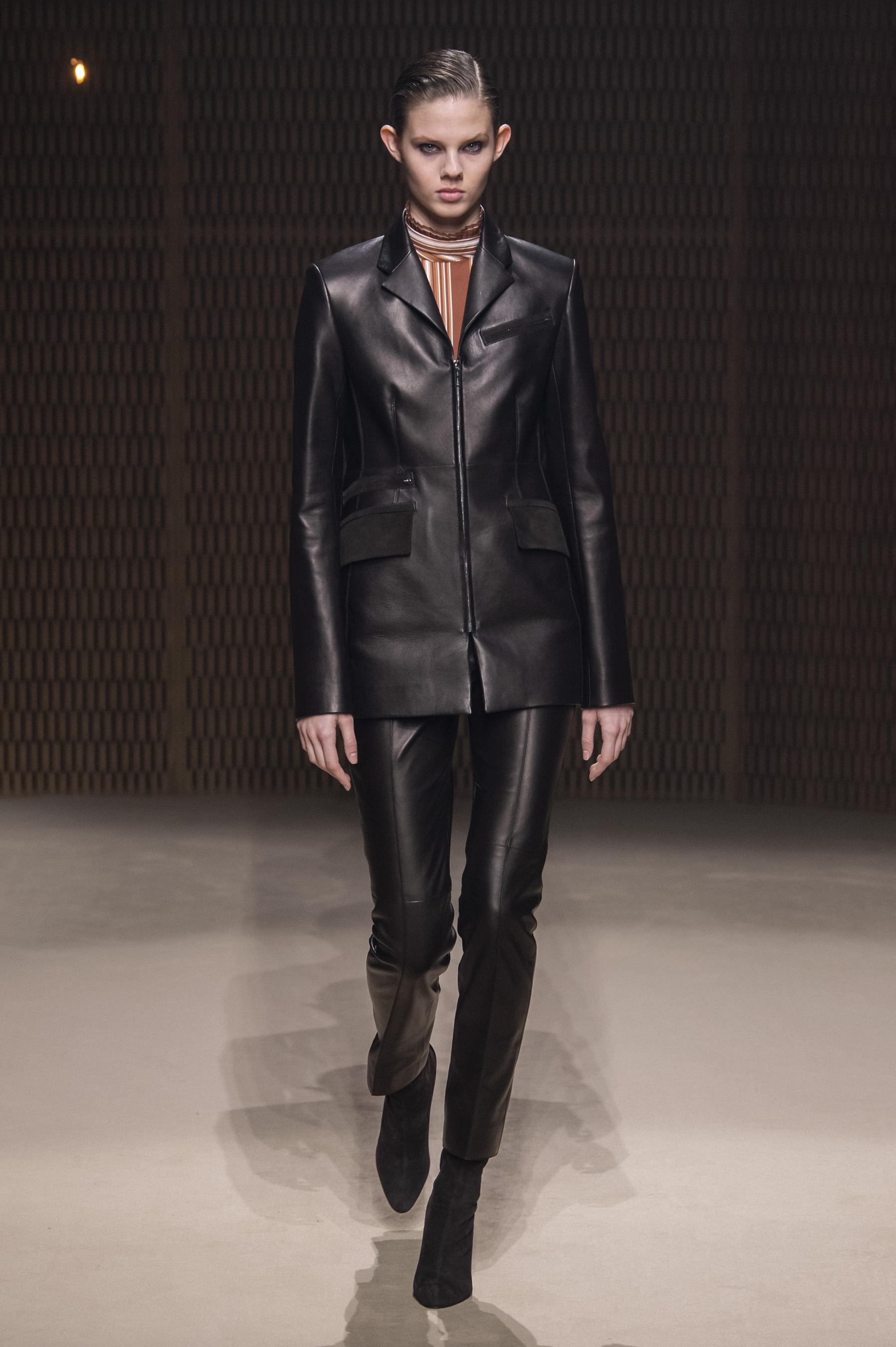 96ca6f8a43b Défilé Hermès automne-hiver 2019-2020 Prêt-à-porter - Madame Figaro