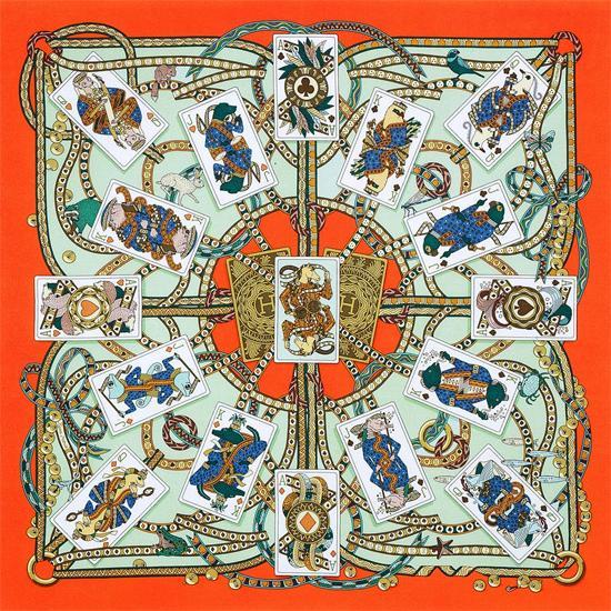e77d8dcd314 ... Hermès   les nouvelles formes du carré - Diaporama photo