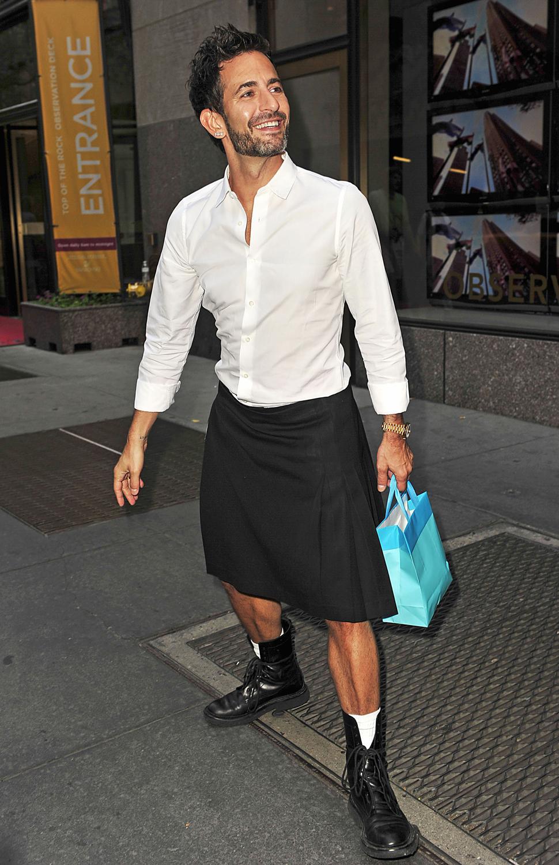 magasin d'usine 21adb 308df Hommes en jupe : les stars s'y mettent - Madame Figaro