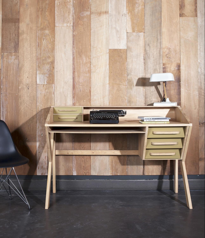 Bureau Secretaire Petit Espace home office : 10 façons d'aménager un joli coin bureau chez