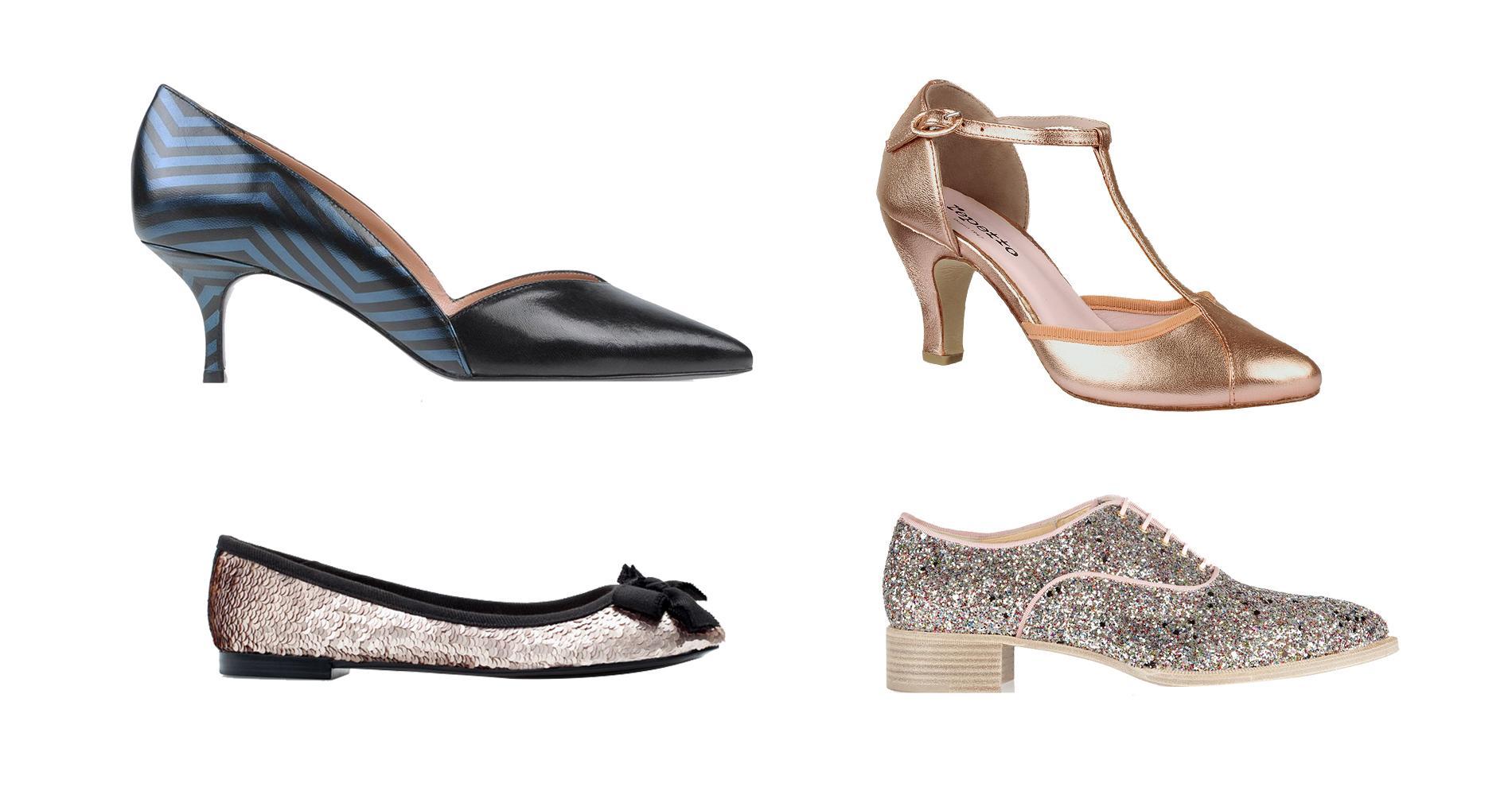 techniques modernes offre sortie de gros Nos souliers chics pour danser au Nouvel an - Madame Figaro