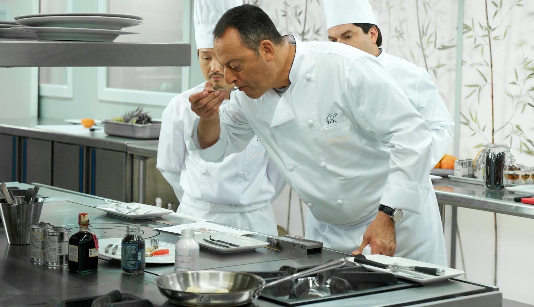 Comment La Cuisine Est Venue Aux Hommes Cuisine Madame Figaro