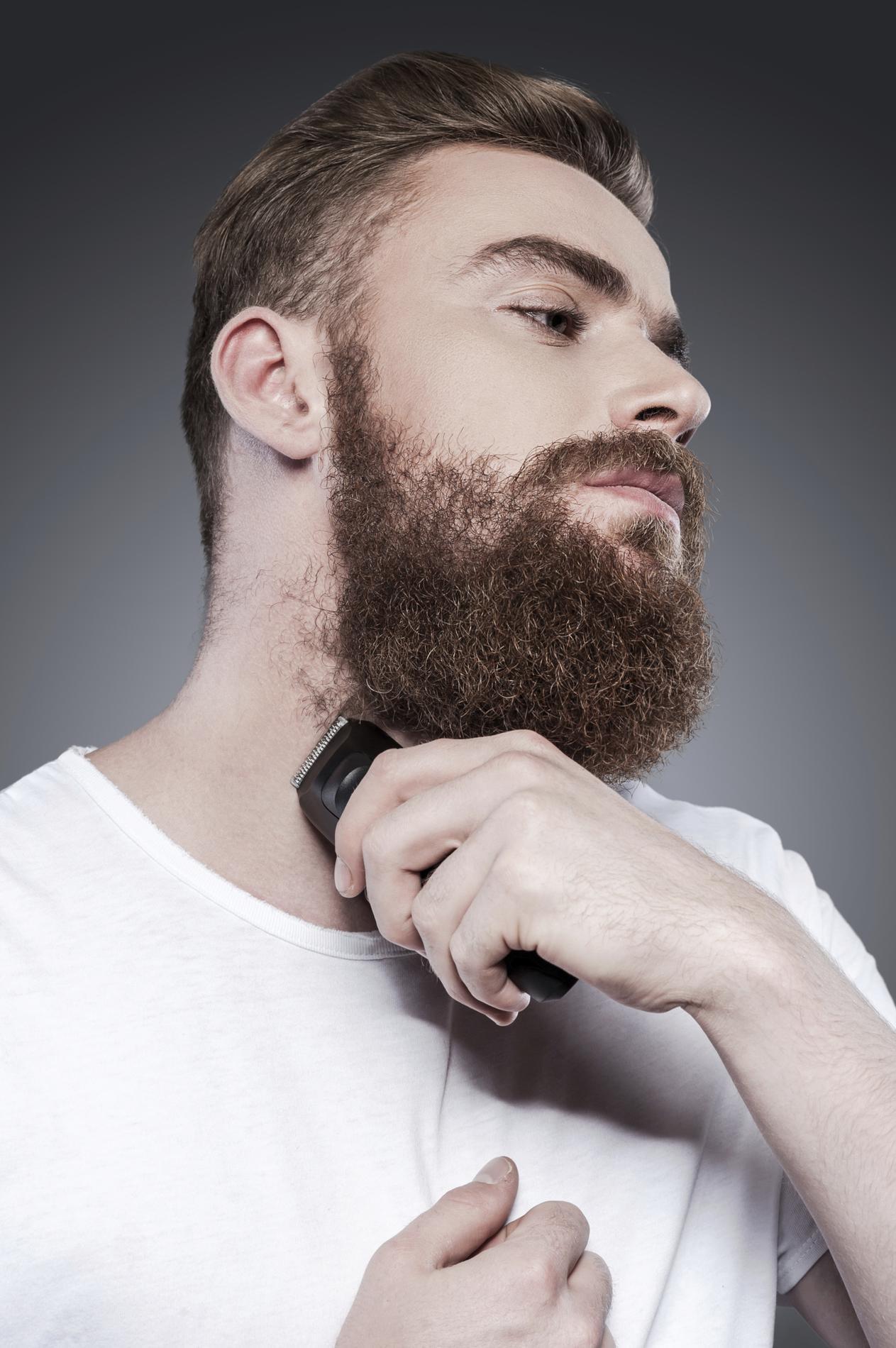 Coupes de cheveux pour hommes avec des cГґtГ©s rasГ©s comment couper