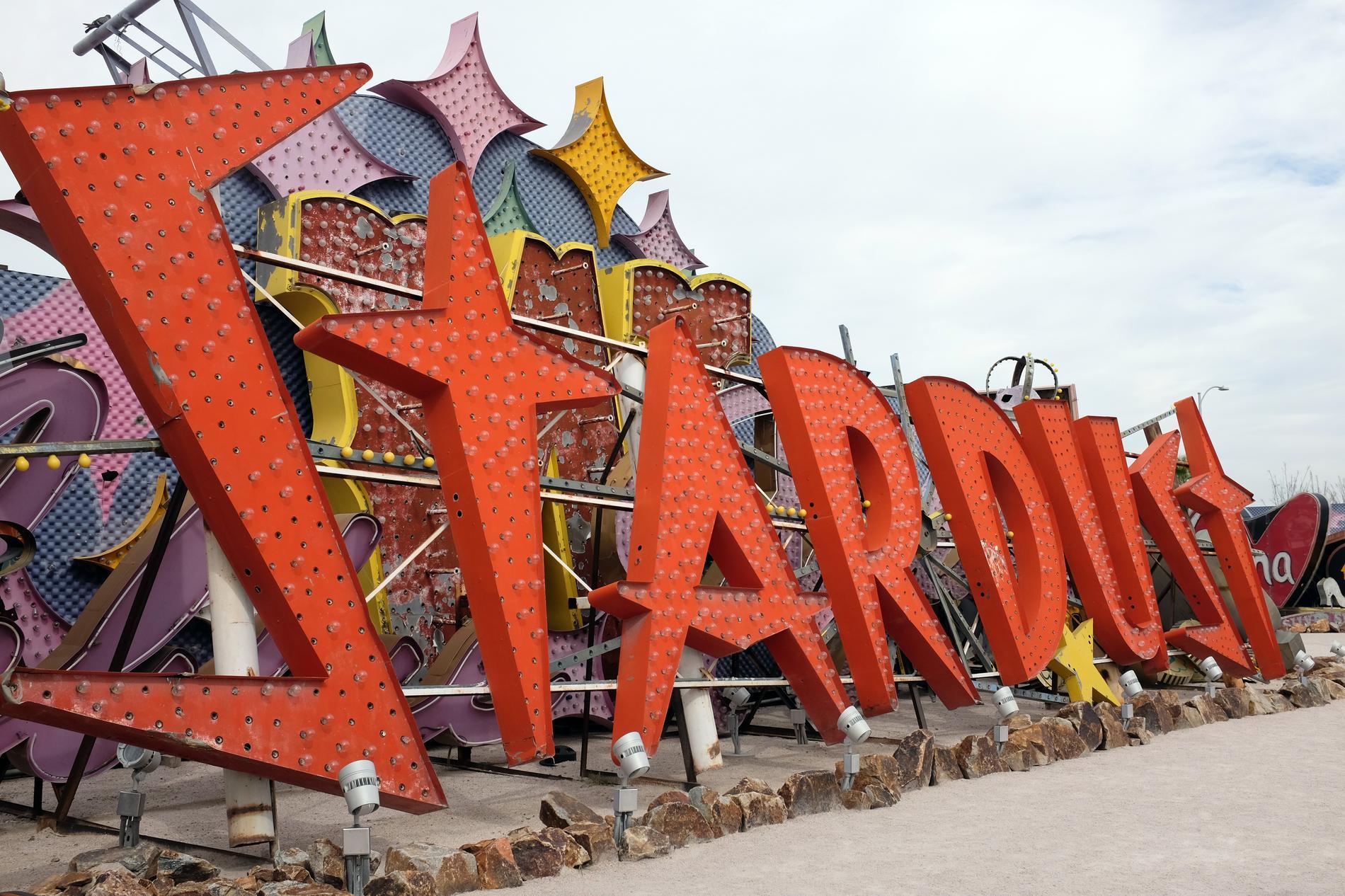 meilleurs endroits brancher Vegas
