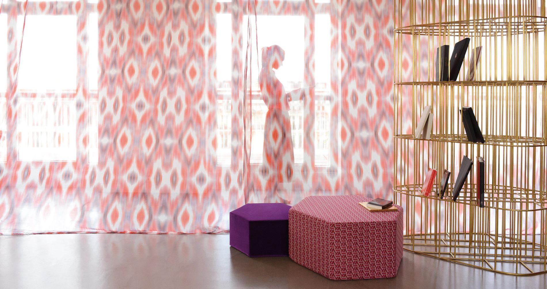 Photo De Rideau Pour Fenetre rideaux : 20 nouveautés pour habiller ses fenêtres avec