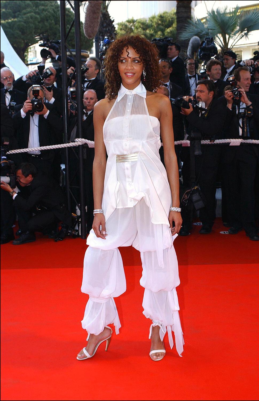 Quand le tapis rouge fait flop à Cannes , Noémie Lenoir