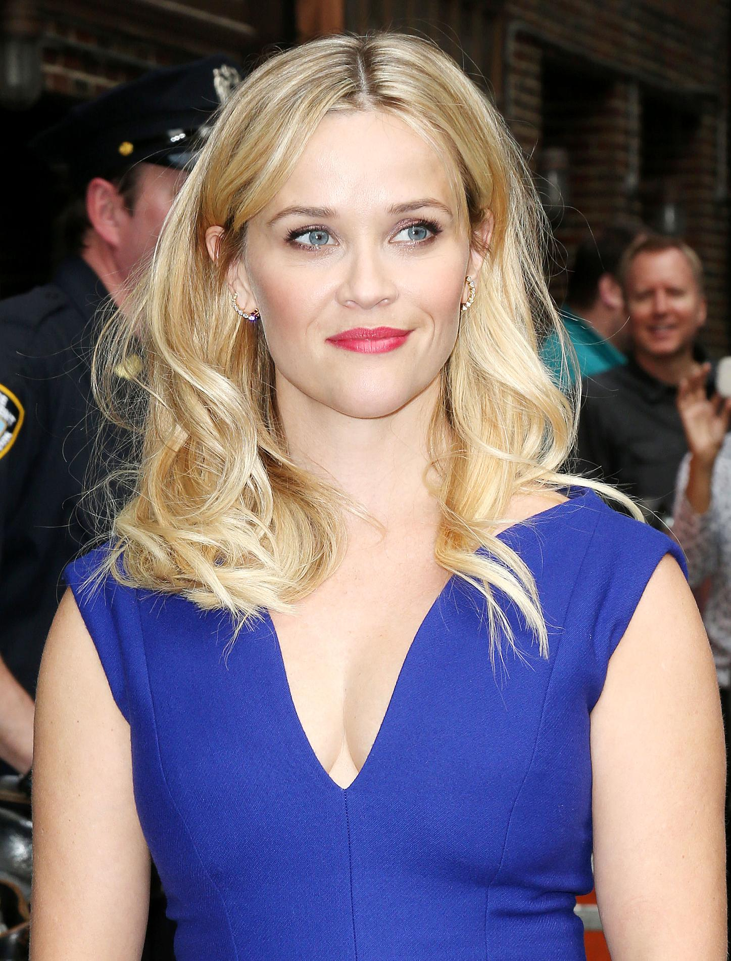 Reese Witherspoon datant 2012