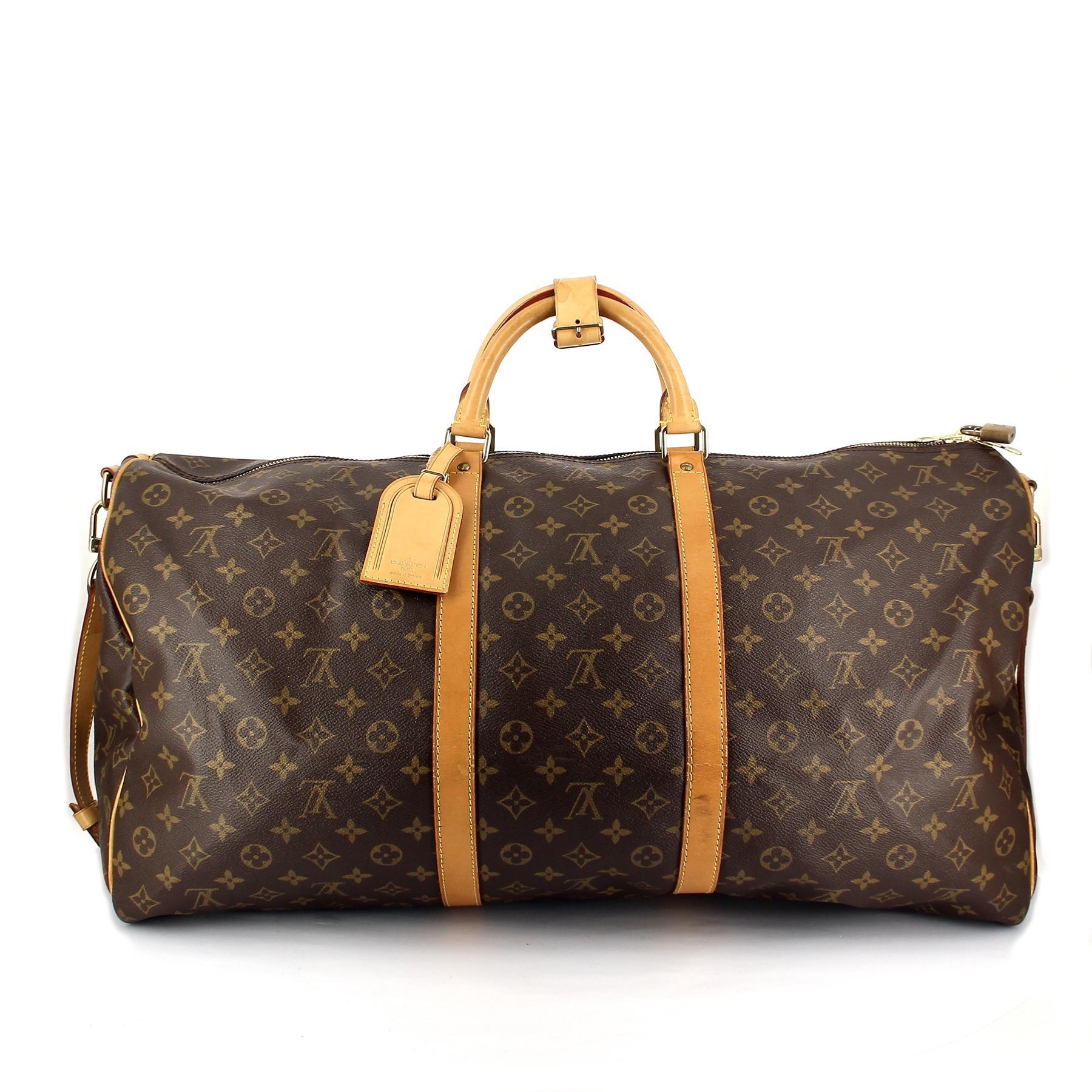 35cc8e841ca1 Le chic nomade du sac Keepall de Louis Vuitton - Madame Figaro