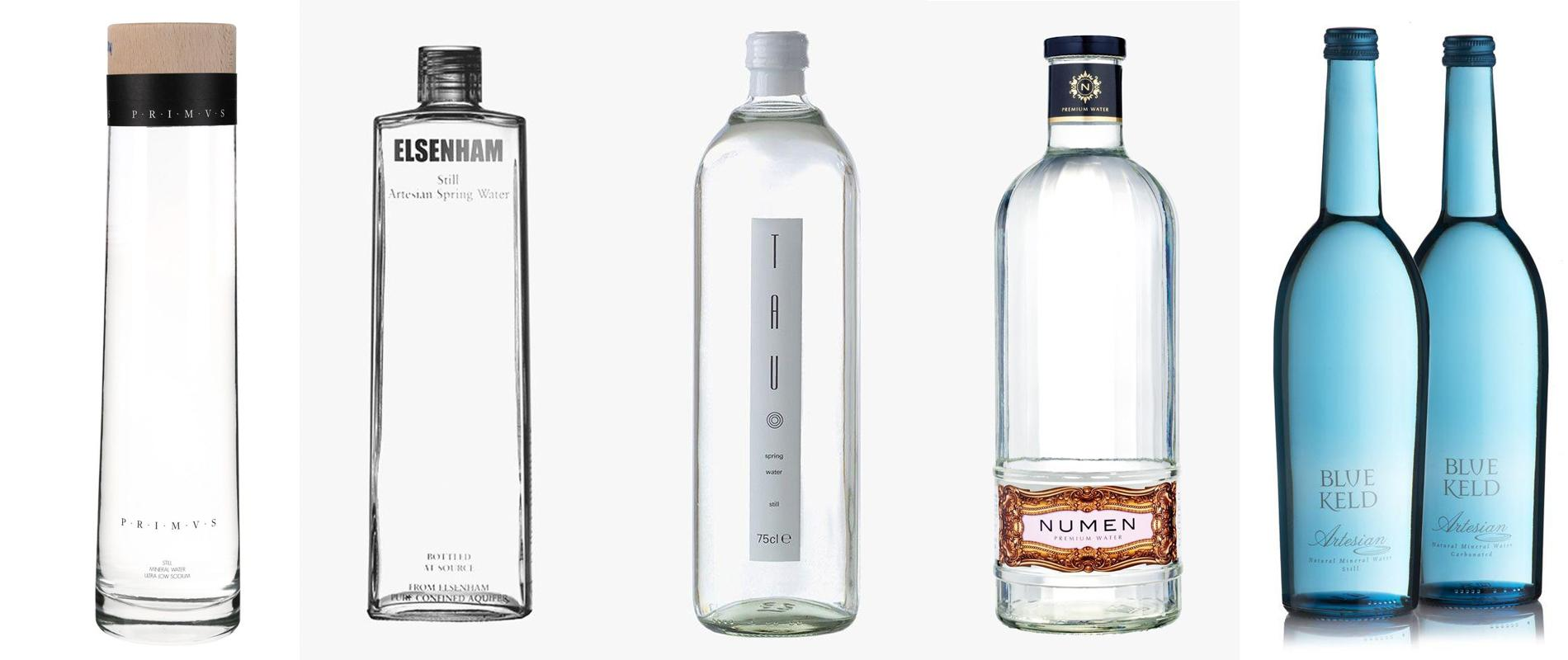 2430990c19 Des bouteilles d'eau belles comme des flacons de parfums - Cuisine ...