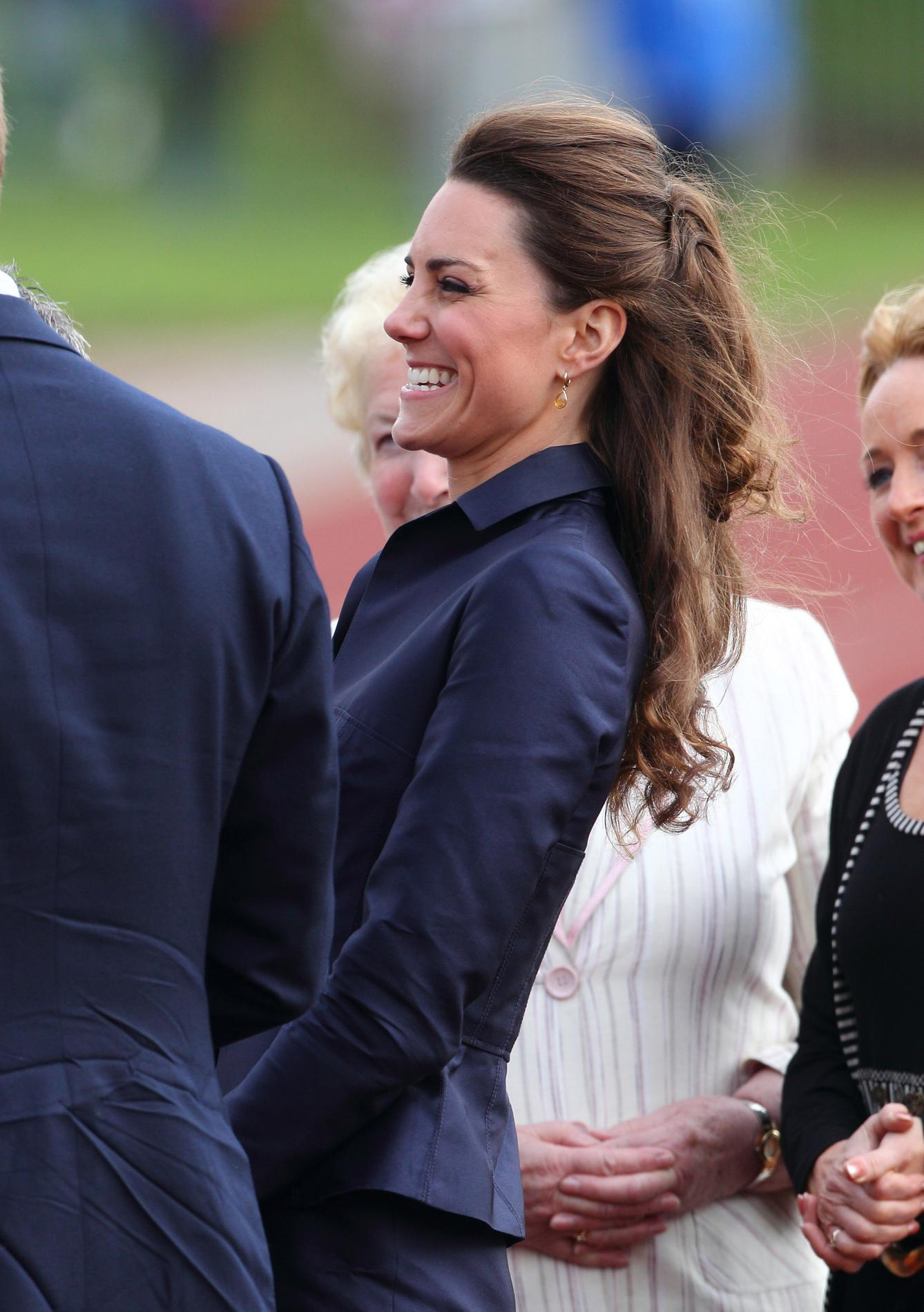 Comment Kate Middleton détourne l\u0027attention de ses