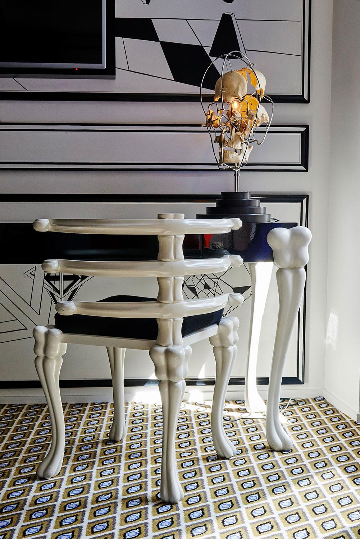 Maison Serge Gainsbourg Visite Intérieur visite privée du montana, hôtel 100% luxe - madame figaro