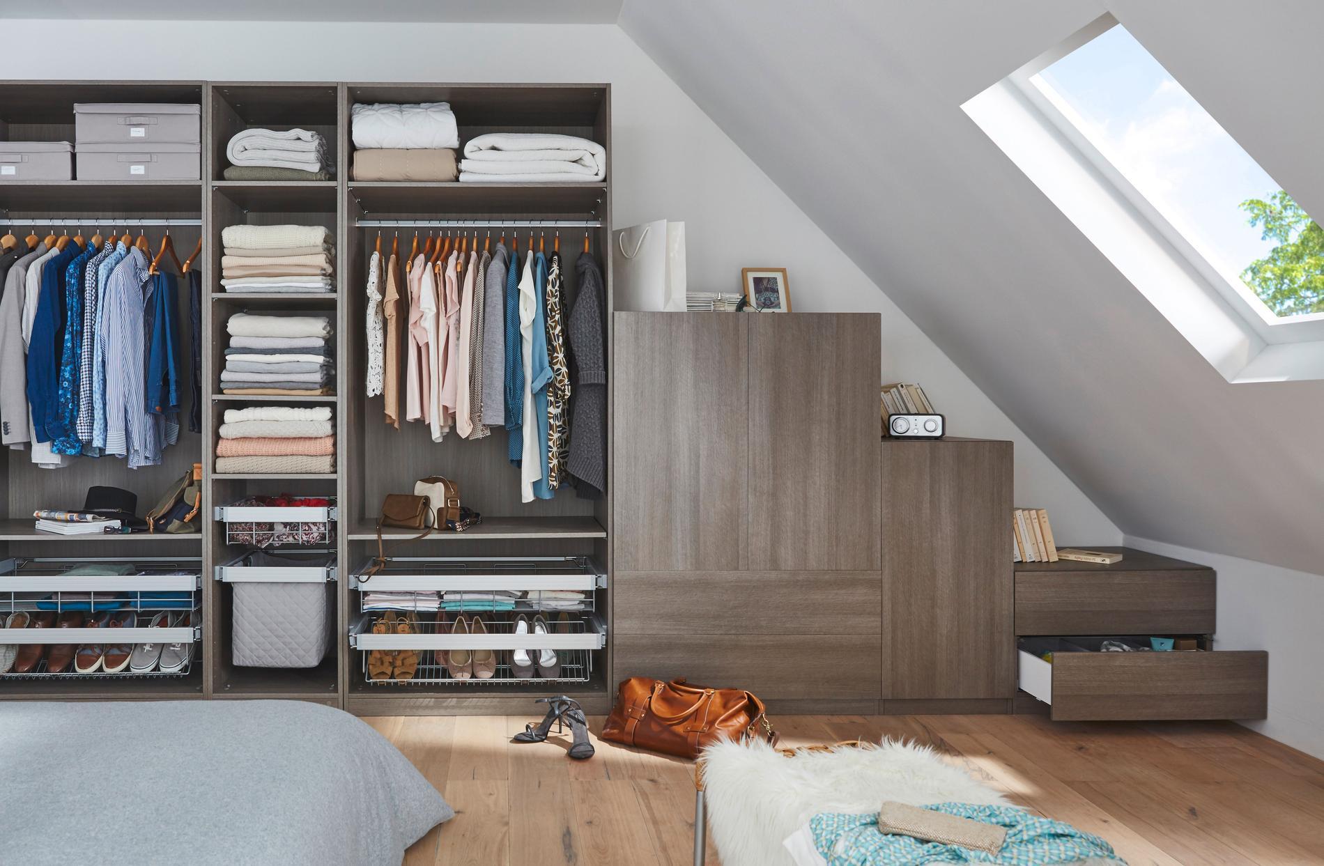 Cinq astuces pour optimiser les espaces atypiques - Madame Figaro