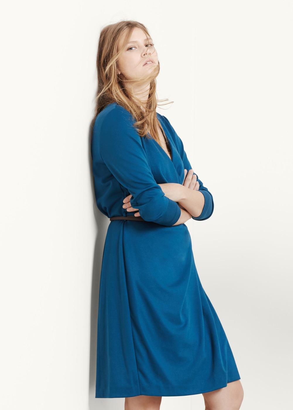 823a4275a88 Sélection de robes idéales pour camoufler un petit ventre - Madame ...