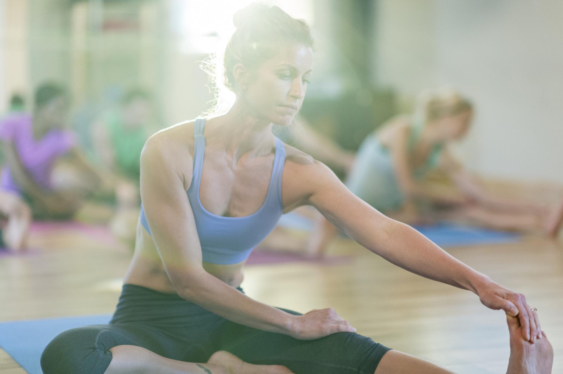 cours de yoga de rencontres conseils pour sortir avec un homme musulman