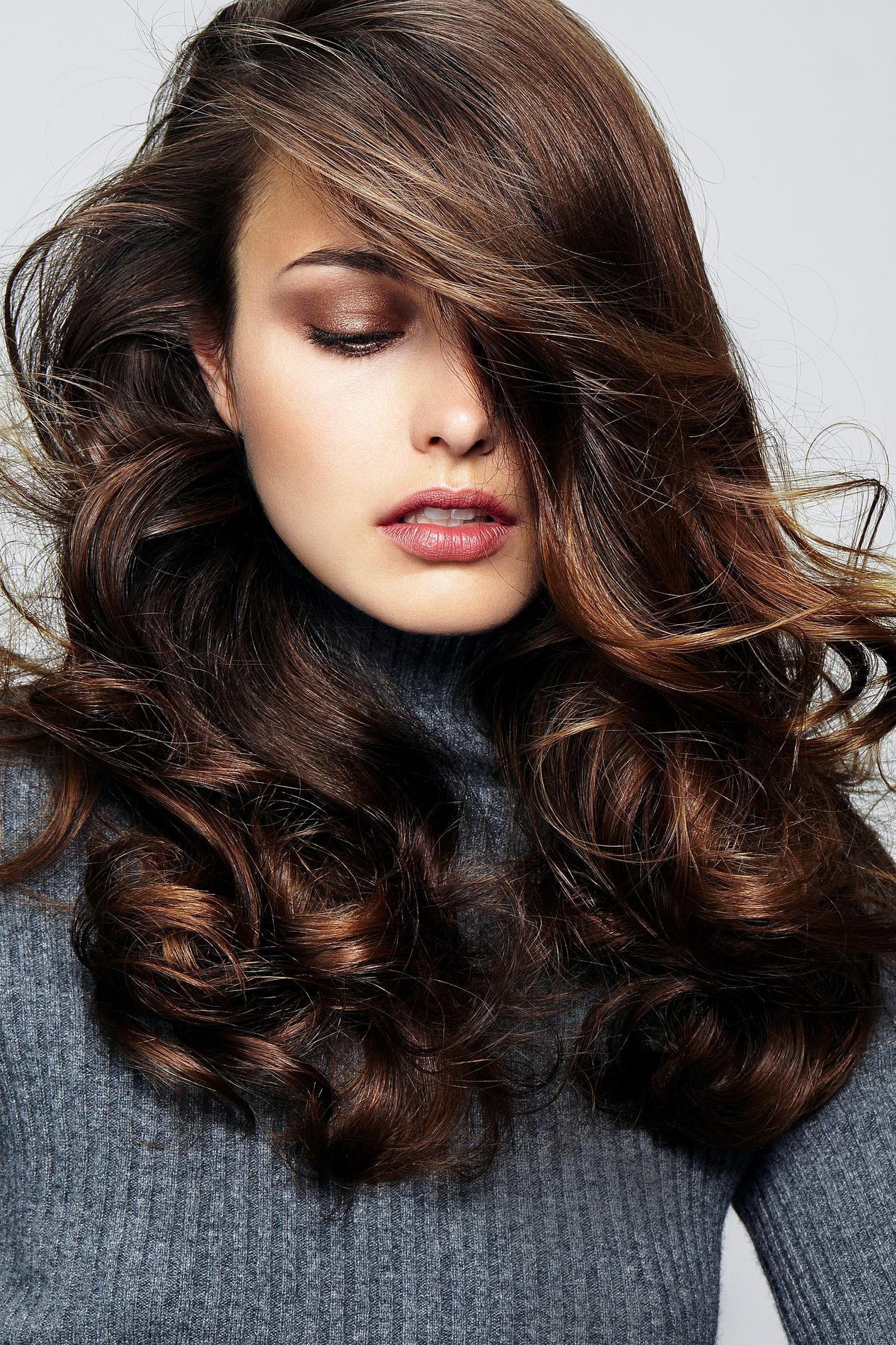 Couleur de cheveux lumineuse