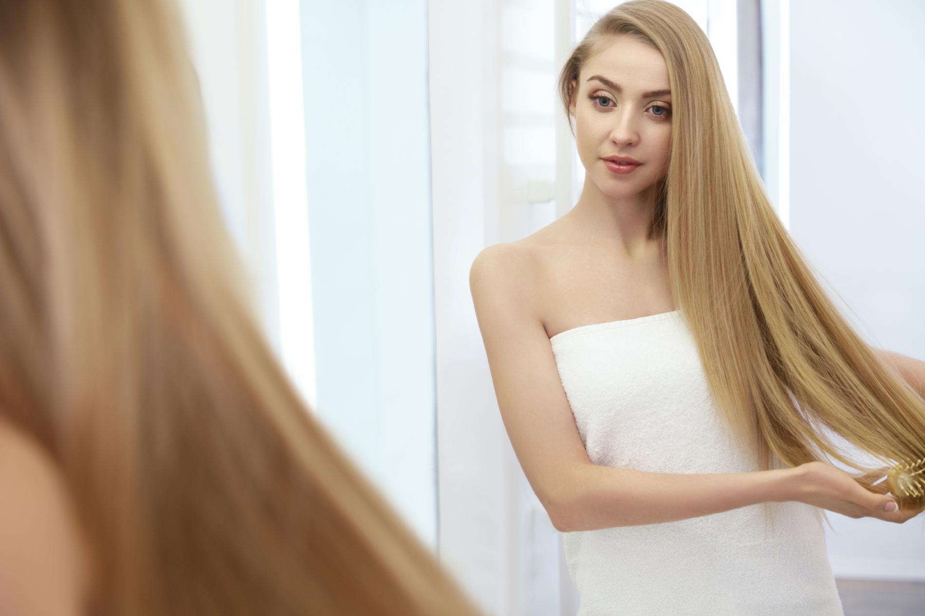 promotion spéciale bonne réputation détaillant Comment appliquer un bain d'huile pour cheveux ? - Madame Figaro